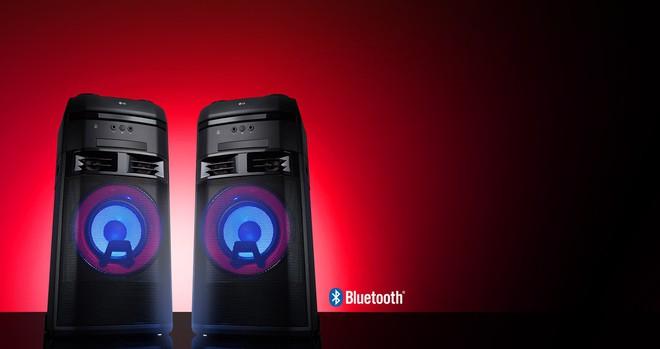 LG ra mắt dòng loa XBOOM dành cho tín đồ mê Karaoke và DJ, giá khởi điểm từ 4 triệu đồng - Ảnh 3.