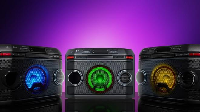 LG ra mắt dòng loa XBOOM dành cho tín đồ mê Karaoke và DJ, giá khởi điểm từ 4 triệu đồng - Ảnh 4.