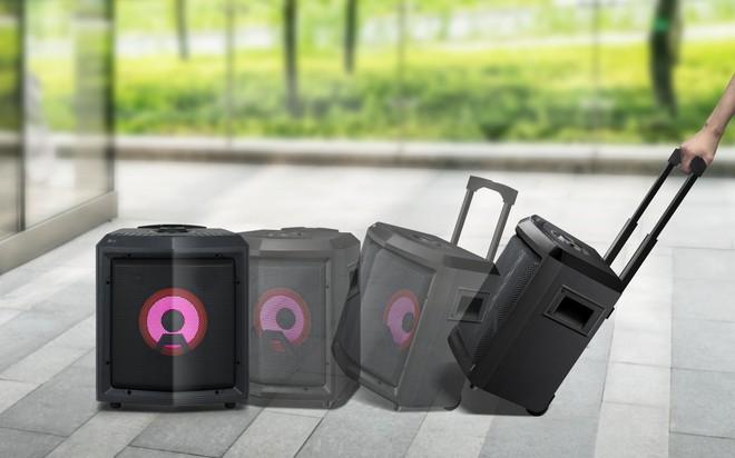 LG ra mắt dòng loa XBOOM dành cho tín đồ mê Karaoke và DJ, giá khởi điểm từ 4 triệu đồng - Ảnh 5.