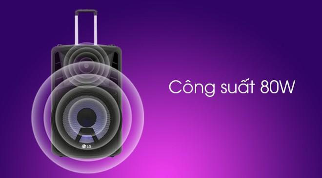 LG ra mắt dòng loa XBOOM dành cho tín đồ mê Karaoke và DJ, giá khởi điểm từ 4 triệu đồng - Ảnh 6.