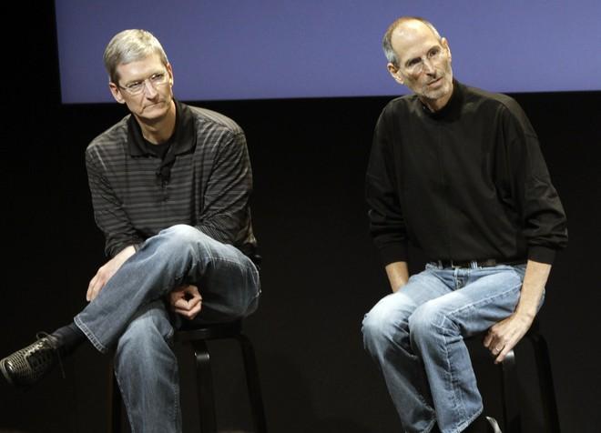 Steve Jobs đánh giá: Tim Cook không phải là con người của sản phẩm - Ảnh 1.