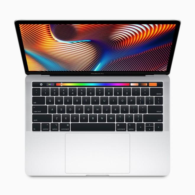 MacBook Pro giá rẻ được Apple nâng cấp toàn diện: Thêm Touch Bar và Touch ID, chip Intel 4 nhân, giá từ 1299 USD - Ảnh 1.