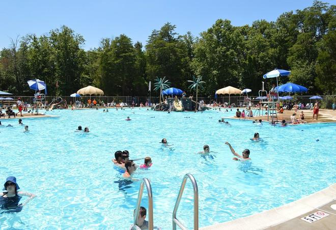 CDC cảnh báo một loài ký sinh trùng nguy hiểm trong bể bơi, không bị giết chết bởi clo - Ảnh 1.