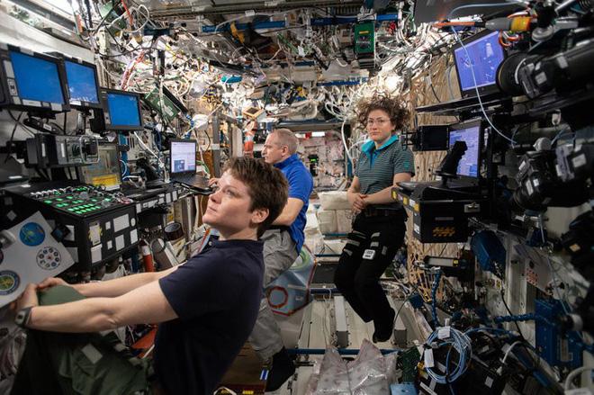 Tương lai bất định của trạm vũ trụ ISS khi NASA muốn trở lại Mặt trăng - Ảnh 4.