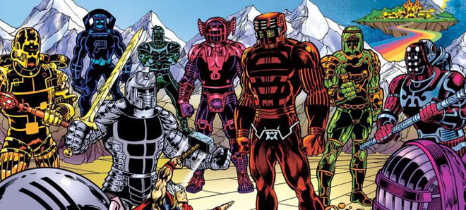 Giải ngố về Eternals, tập hợp siêu anh hùng sở hữu quyền năng vô song sắp xuất hiện trong Vũ trụ Điện ảnh Marvel - Ảnh 2.