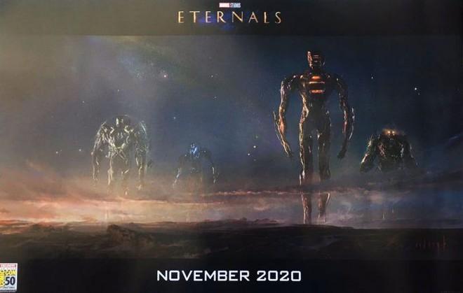 Giải ngố về Eternals, tập hợp siêu anh hùng sở hữu quyền năng vô song sắp xuất hiện trong Vũ trụ Điện ảnh Marvel - Ảnh 3.