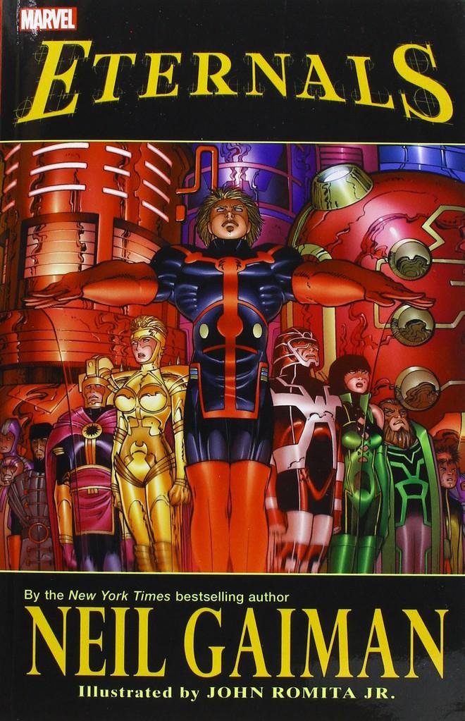 Giải ngố về Eternals, tập hợp siêu anh hùng sở hữu quyền năng vô song sắp xuất hiện trong Vũ trụ Điện ảnh Marvel - Ảnh 11.