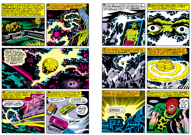 Giải ngố về Eternals, tập hợp siêu anh hùng sở hữu quyền năng vô song sắp xuất hiện trong Vũ trụ Điện ảnh Marvel - Ảnh 5.