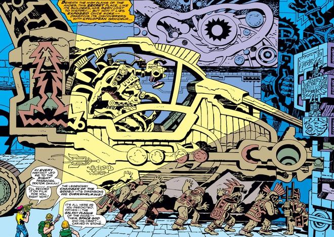 Giải ngố về Eternals, tập hợp siêu anh hùng sở hữu quyền năng vô song sắp xuất hiện trong Vũ trụ Điện ảnh Marvel - Ảnh 16.