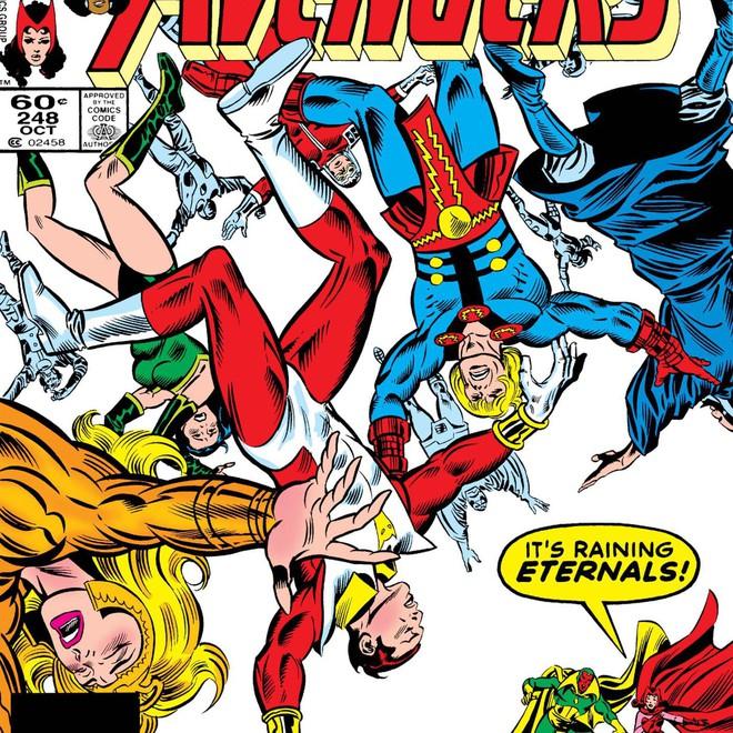 Giải ngố về Eternals, tập hợp siêu anh hùng sở hữu quyền năng vô song sắp xuất hiện trong Vũ trụ Điện ảnh Marvel - Ảnh 13.