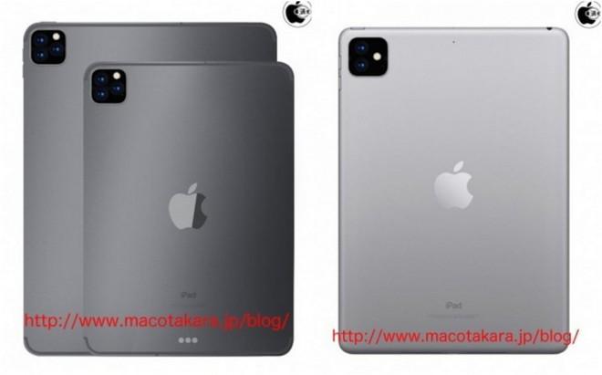 iPad Pro năm nay cũng có tới 3 camera và cách bố trí giống như iPhone 11? - Ảnh 1.