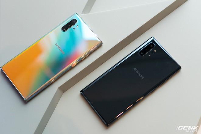 Trải nghiệm nhanh Galaxy Note10+ bản Sample tại New York: nhiều tính năng hay, Note series đã thoát khỏi mác chỉ dành cho doanh nhân kể từ đây - Ảnh 20.