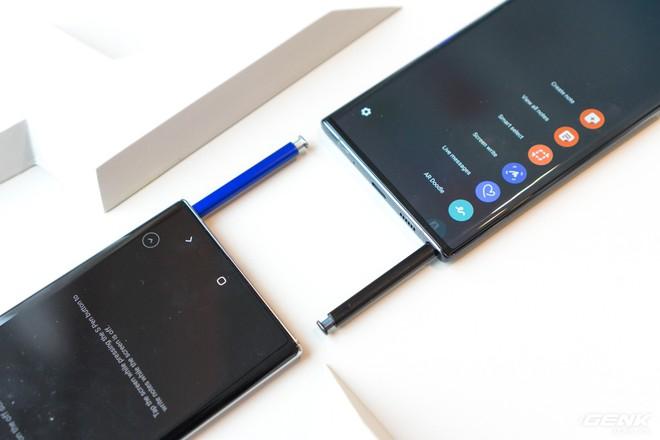 Trải nghiệm nhanh Galaxy Note10+ bản Sample tại New York: nhiều tính năng hay, Note series đã thoát khỏi mác chỉ dành cho doanh nhân kể từ đây - Ảnh 8.