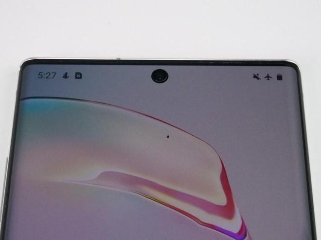 DisplayMate: Samsung Galaxy Note 10+ đạt 13 kỷ lục về hiệu suất hiển thị - Ảnh 1.