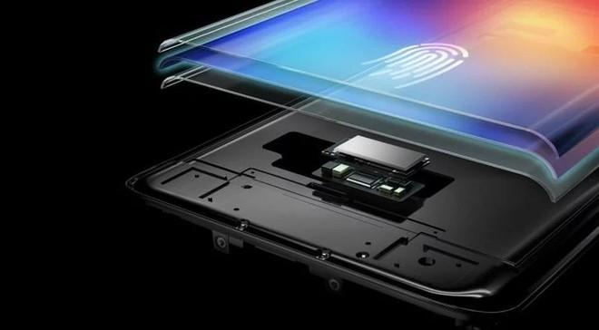 Huawei trình diễn smartphone với cảm biến vân tay dưới màn hình LCD - Ảnh 1.