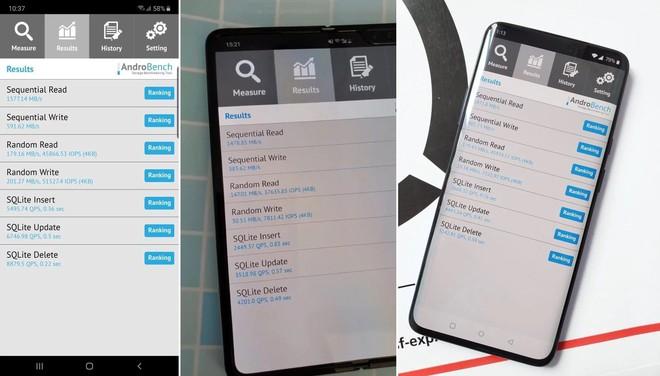 Sử dụng cùng công nghệ nhưng bộ nhớ UFS 3.0 của Galaxy Note10 lại nhanh hơn chính khách hàng OnePlus 7 Pro của Samsung - Ảnh 1.