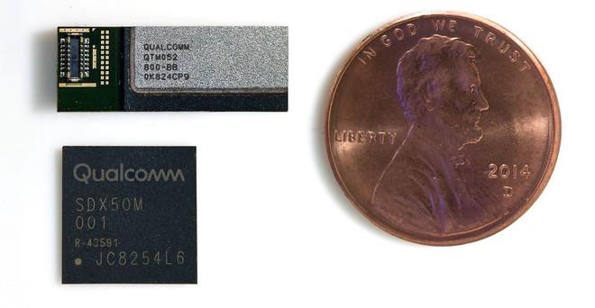 Modem 5G của Qualcomm và Samsung đánh bại Huawei về kích thước và hiệu quả năng lượng - Ảnh 2.
