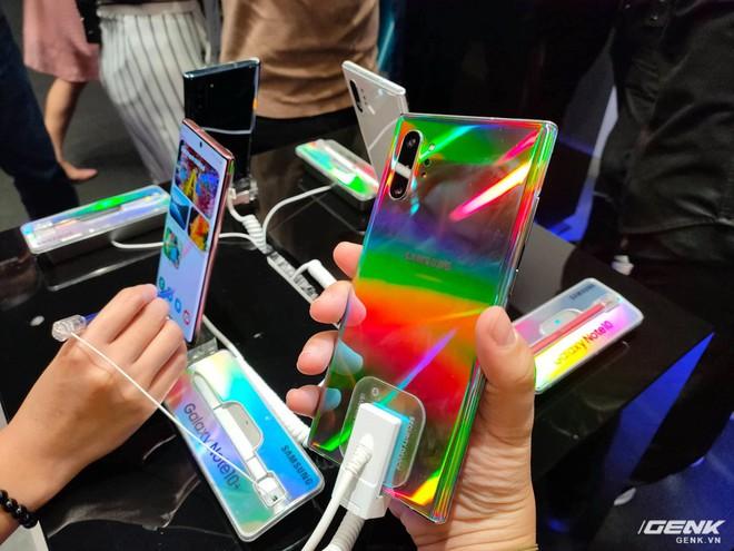 Galaxy Note10 và Note10+ chính thức ra mắt tại Việt Nam: giá từ 22,9 triệu đồng, mở bán 23/8 - Ảnh 12.