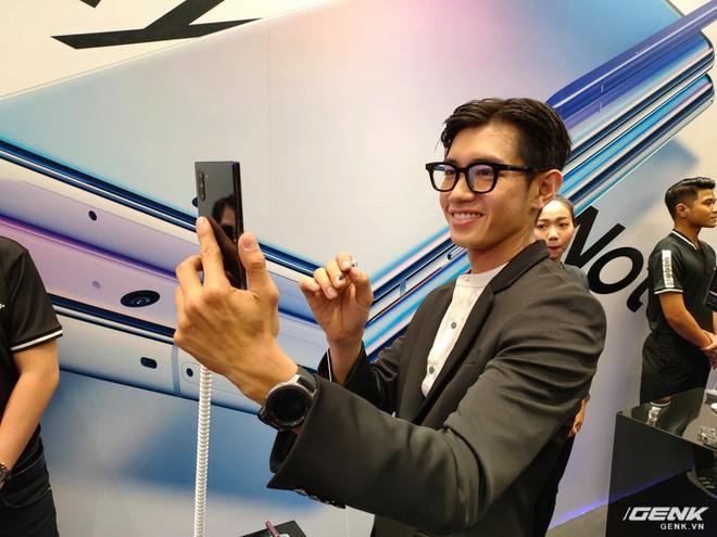 Galaxy Note10 và Note10+ chính thức ra mắt tại Việt Nam: giá từ 22,9 triệu đồng, mở bán 23/8 - Ảnh 13.