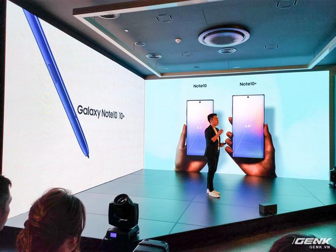 Galaxy Note10 và Note10+ chính thức ra mắt tại Việt Nam: giá từ 22,9 triệu đồng, mở bán 23/8 - Ảnh 6.