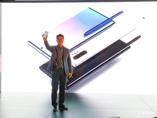 Galaxy Note10 và Note10+ chính thức ra mắt tại Việt Nam: giá từ 22,9 triệu đồng, mở bán 23/8 - Ảnh 2.