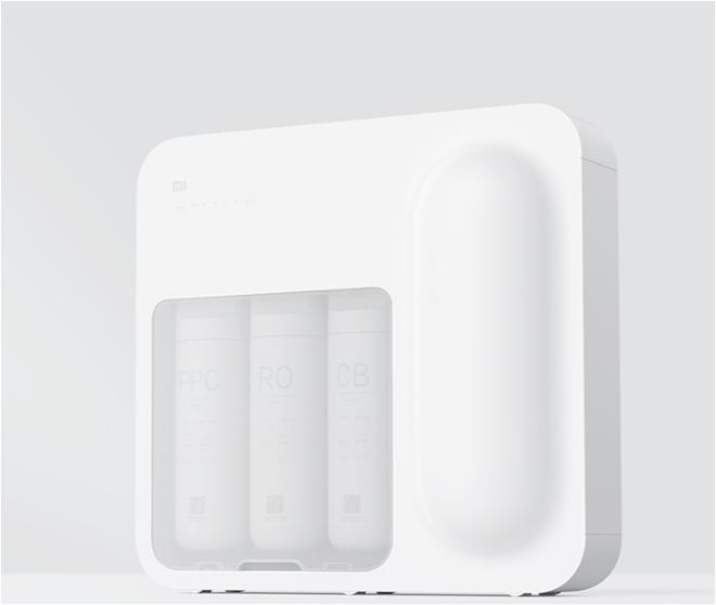Xiaomi ra mắt máy lọc nước thông minh Lentils, công nghệ lọc thẩm thấu ngược 4 cấp, giá 141 USD - Ảnh 1.