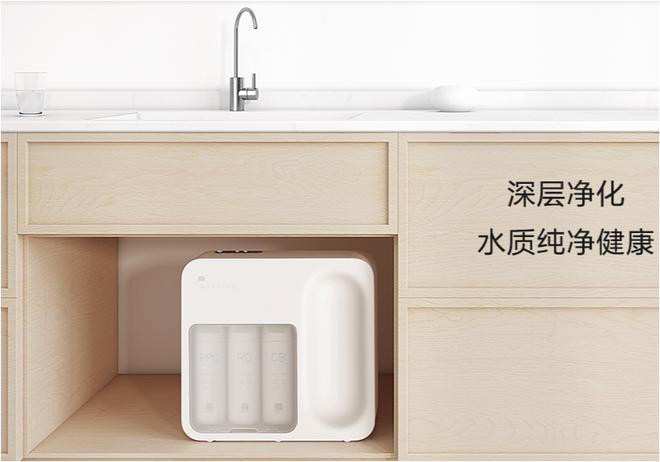 Xiaomi ra mắt máy lọc nước thông minh Lentils, công nghệ lọc thẩm thấu ngược 4 cấp, giá 141 USD - Ảnh 2.