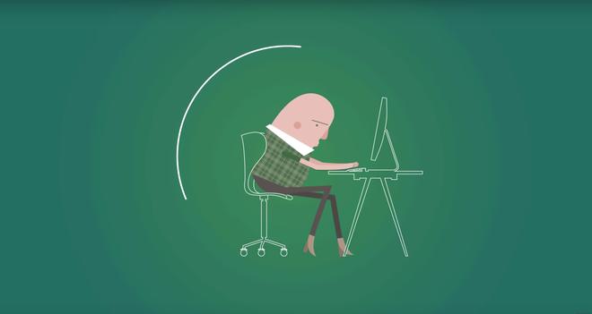 Nghiên cứu về sức khỏe: Bạn có thể chết sớm hơn vì ngồi - Ảnh 1.