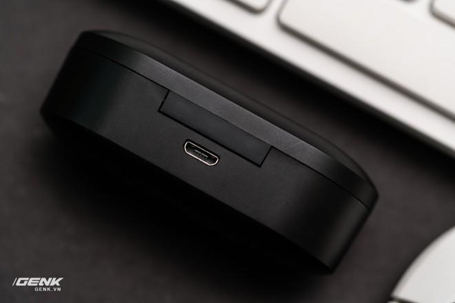 Đánh giá tai nghe true wireless giá rẻ QCY T3 - Vẻ ngoài con quạ, hót như họa mi - Ảnh 8.