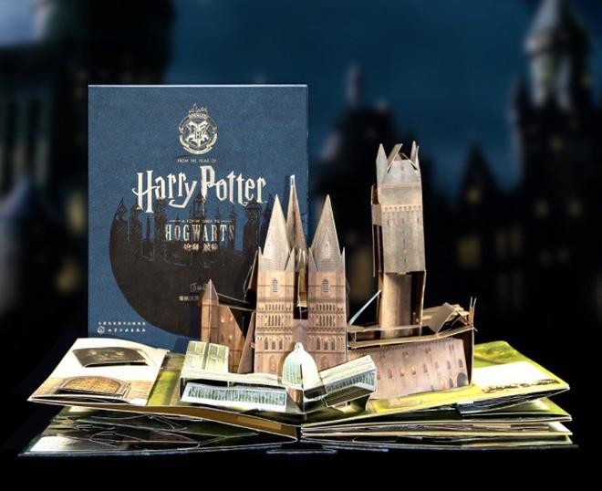 Xiaomi bán cuốn sách 3D Harry Potter độc quyền với giá 47 USD - Ảnh 1.