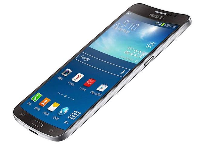 Thiết kế smartphone mới bị lộ của Samsung làm người dùng phải cầu trời nó không thành hiện thực - Ảnh 1.