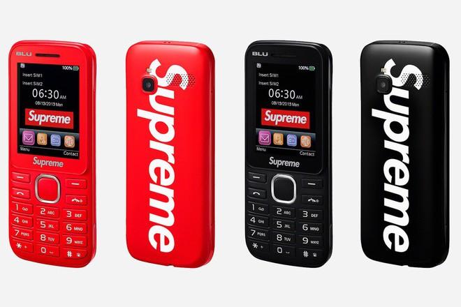Supreme ra mắt điện thoại cục gạch, màn hình 2,4 inch, kết nối 3G, giá có thể tương đương smartphone flagship - Ảnh 1.
