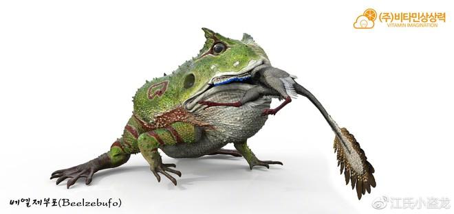 Beelzebufo - Loài ếch quỷ khổng lồ có thể nuốt chửng cả khủng long - Ảnh 1.