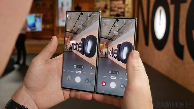 Galaxy Note 10 phá vỡ kỷ lục đặt hàng trước tại Hàn Quốc, gấp đôi Galaxy Note9 - Ảnh 1.