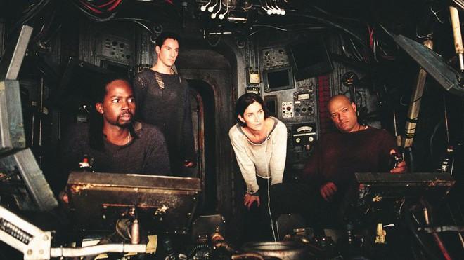 Bộ phim huyền thoại Ma Trận sẽ có phần thứ 4, với sự trở lại của Keanu Reeves và Carrie-Anne Moss - Ảnh 1.