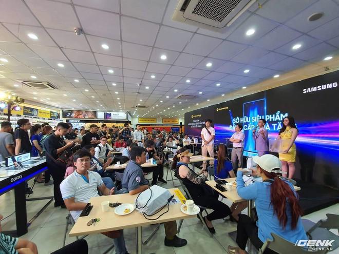 Bộ đôi Galaxy Note10/Note10+ chính thức mở bán tại Việt Nam: lượng đặt mua cao kỷ lục, gấp đôi phiên bản Note9 năm ngoái - Ảnh 3.