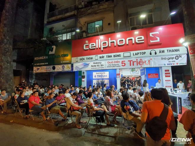 Bộ đôi Galaxy Note10/Note10+ chính thức mở bán tại Việt Nam: lượng đặt mua cao kỷ lục, gấp đôi phiên bản Note9 năm ngoái - Ảnh 2.