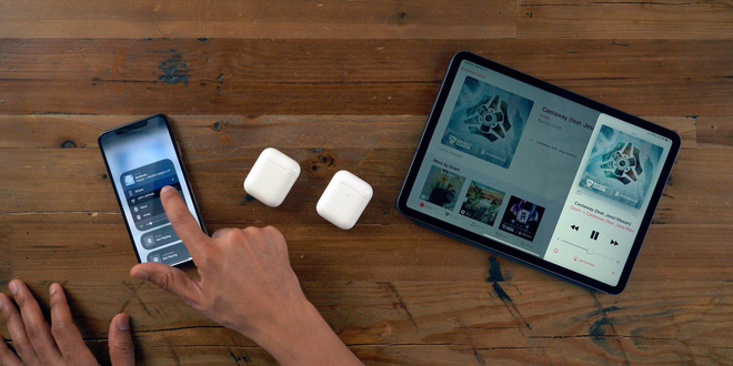 AirPods sắp được nâng cấp lớn về thiết kế, tính năng cũng như giá tiền - Ảnh 1.