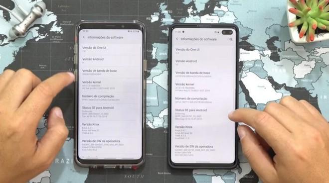 Bất ngờ xuất hiện hình ảnh Galaxy S10 chạy Android 10 và giao diện One UI 2.0 mới tinh gọn hơn, hiện đại hơn - Ảnh 3.
