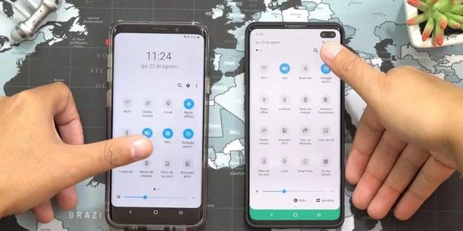 Bất ngờ xuất hiện hình ảnh Galaxy S10 chạy Android 10 và giao diện One UI 2.0 mới tinh gọn hơn, hiện đại hơn - Ảnh 2.