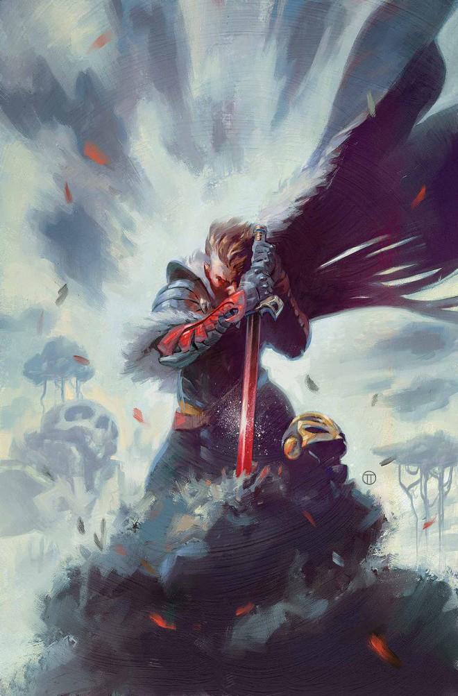Tin chính thức: Tài tử thủ vai Jon Snow, Kit Harrington sẽ trở thành siêu anh hùng Black Knight của Vũ trụ Điện ảnh Marvel! - Ảnh 2.