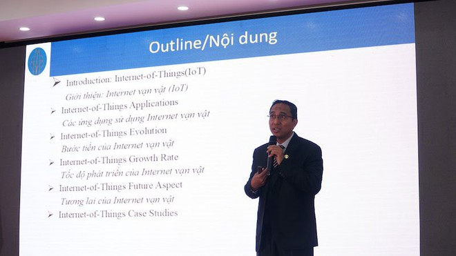 Việt Nam ứng dụng IoT mạnh nhất trong giao thông, dịch vụ công cộng và nông nghiệp - Ảnh 1.