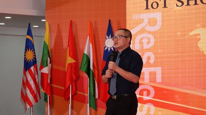 Việt Nam ứng dụng IoT mạnh nhất trong giao thông, dịch vụ công cộng và nông nghiệp - Ảnh 2.
