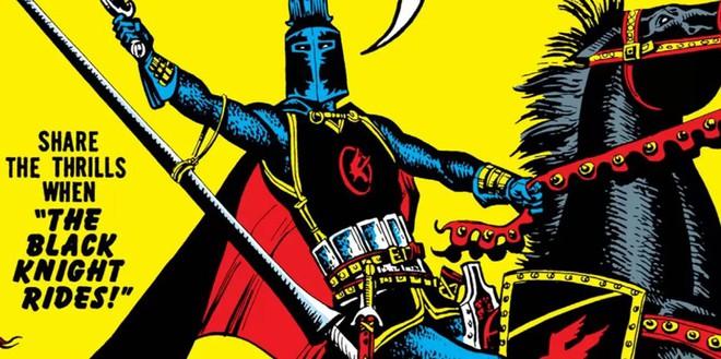 Black Knight - Nhân vật mà Jon Snow sẽ thủ vai trong vũ trụ điện ảnh Marvel là ai ? - Ảnh 1.