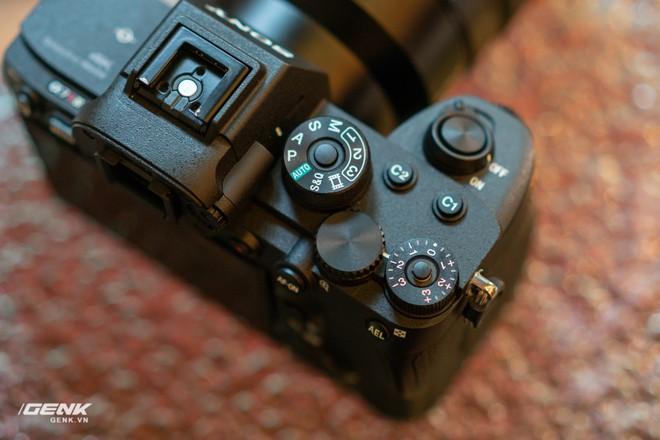 Trên tay nhanh bộ đôi máy ảnh cao cấp Sony RX100 VII và Alpha A7R IV tại Việt Nam - Ảnh 16.