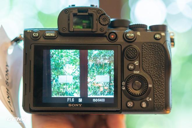 Trên tay nhanh bộ đôi máy ảnh cao cấp Sony RX100 VII và Alpha A7R IV tại Việt Nam - Ảnh 19.