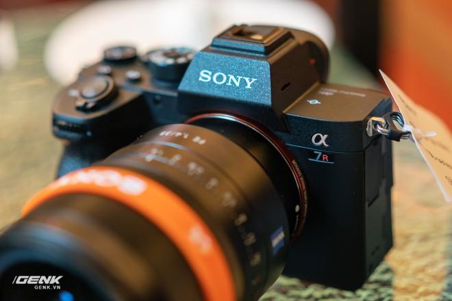 Trên tay nhanh bộ đôi máy ảnh cao cấp Sony RX100 VII và Alpha A7R IV tại Việt Nam - Ảnh 20.