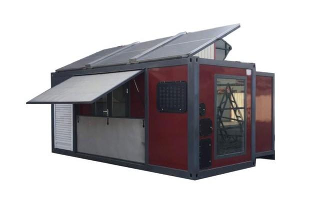 Ngôi nhà này có giá 800 triệu đồng, bán qua Amazon, giao hàng tận nơi, kích hoạt bằng một nút bấm - Ảnh 1.
