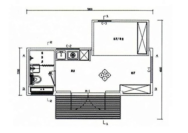 Ngôi nhà này có giá 800 triệu đồng, bán qua Amazon, giao hàng tận nơi, kích hoạt bằng một nút bấm - Ảnh 9.