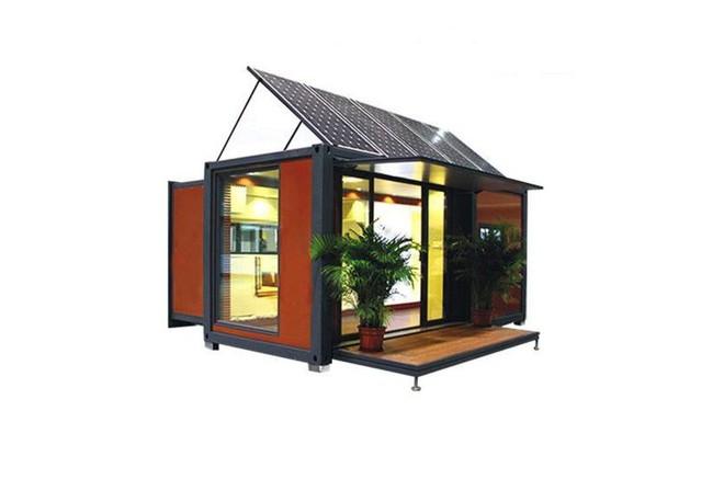 Ngôi nhà này có giá 800 triệu đồng, bán qua Amazon, giao hàng tận nơi, kích hoạt bằng một nút bấm - Ảnh 13.